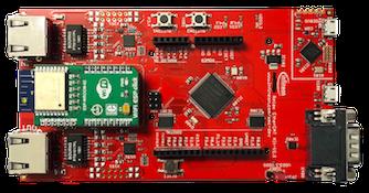 XMC4800 IoT Amazon FreeRTOS Connectivity Kit WiFi | AWS