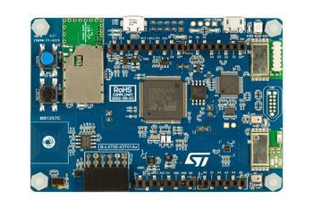 Stm32h743zi Nucleo Board
